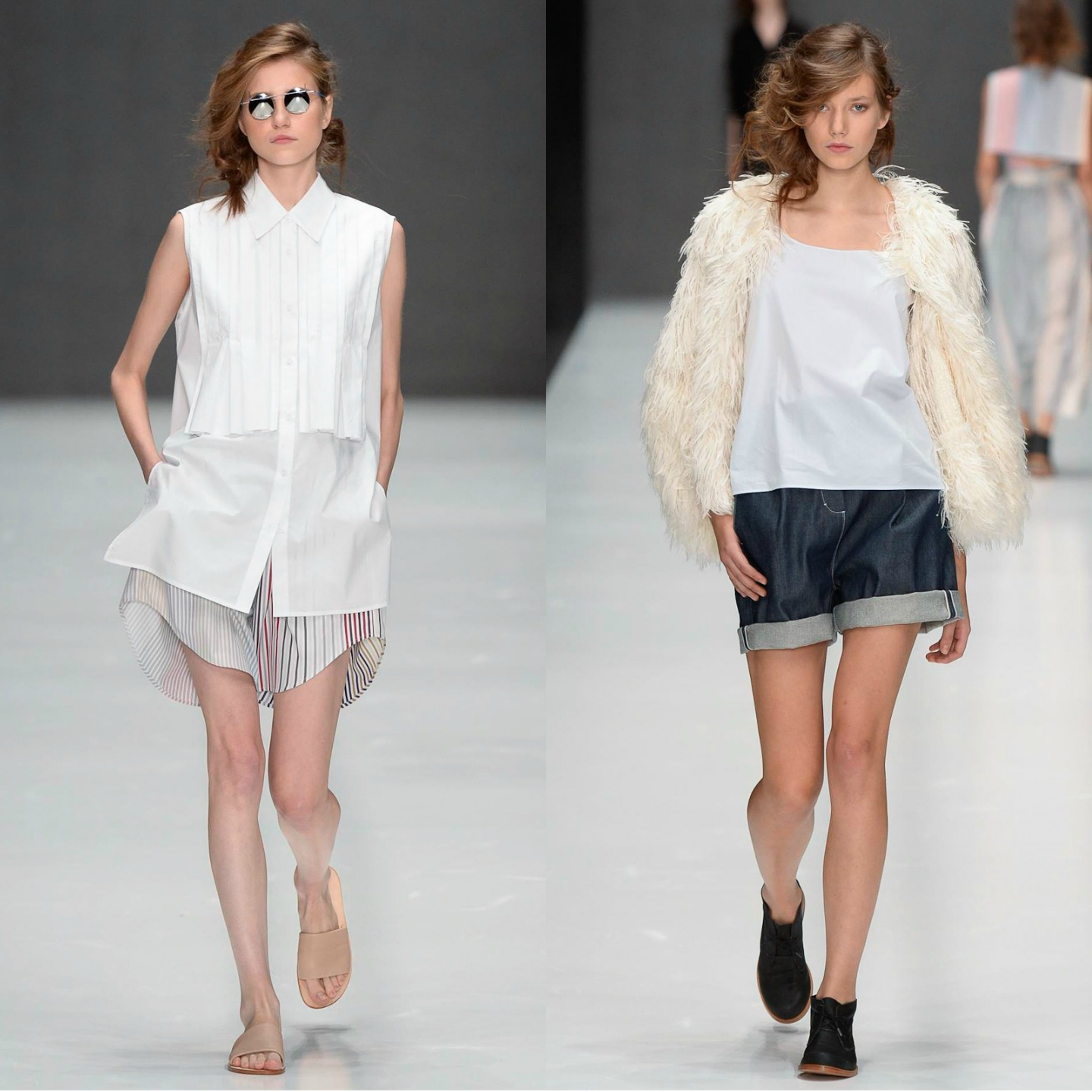 Eniwhere Fashion - MBFW Moscow - Favorite runways