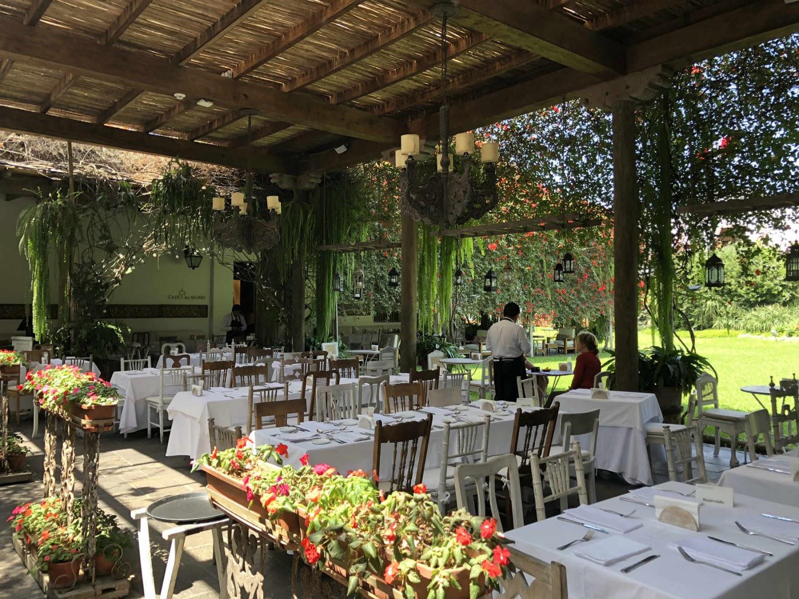 Restaurante Museu Larco