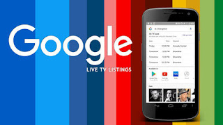 Google will soon show live TV listings in search results