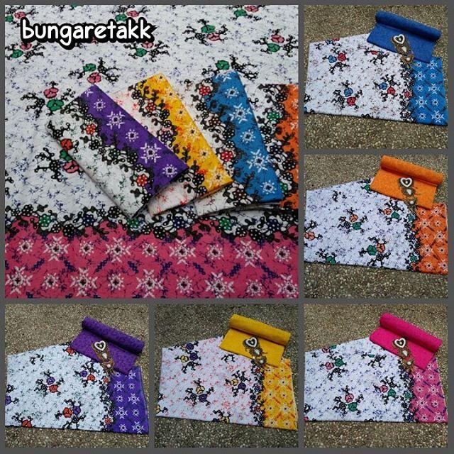 085226720065  Kain Batik Printing Murah  Kain Batik Motif Bunga