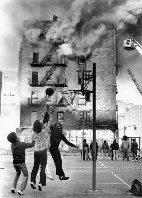 East Harlem en 1975