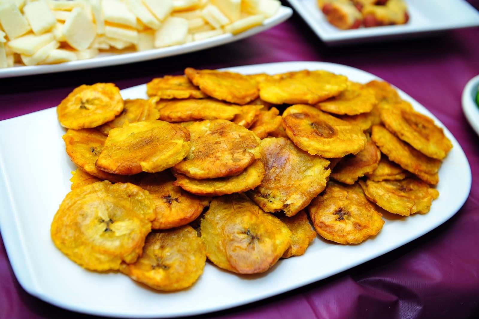 Musings of a Haitian American Male: Taso and Banan Peze