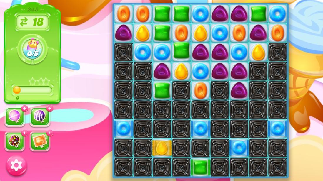 Candy Crush Jelly Saga 245