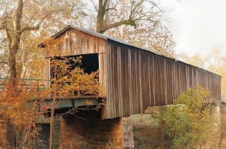 Euharlee Covered Bridge © Rebecca McAllister