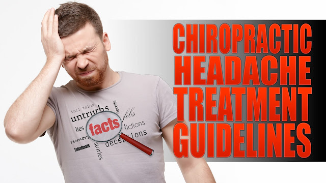 Chiropractic Headache Treatment Guidelines in El Paso, TX