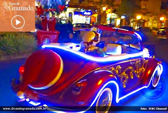 Vídeo: Natal Luz de Gramado 2014/2015