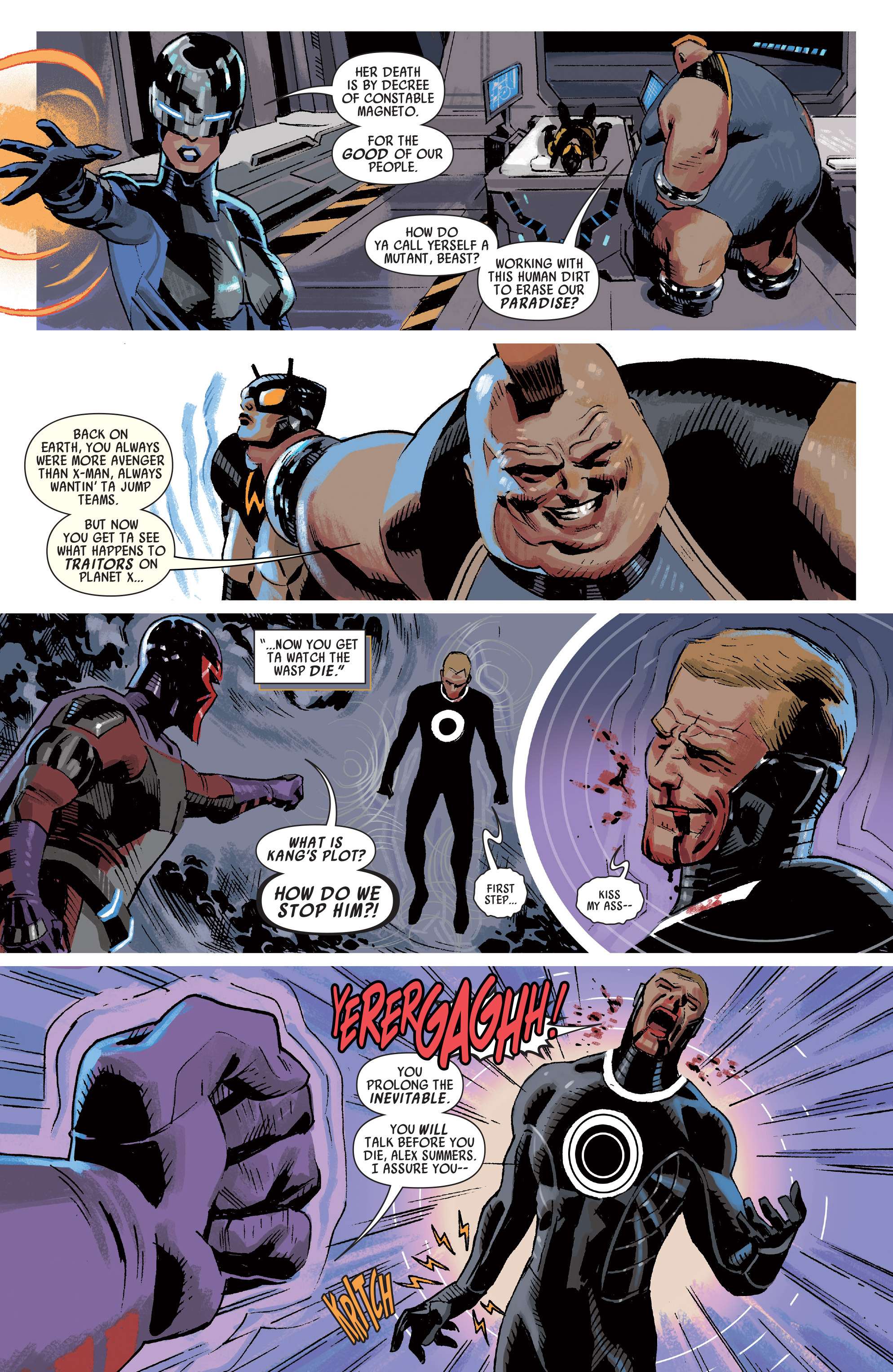 Read online Uncanny Avengers (2012) comic -  Issue #20 - 6