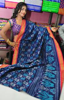 model priyanka agastin pics pochampally ikat art mela 2015 66c37c3