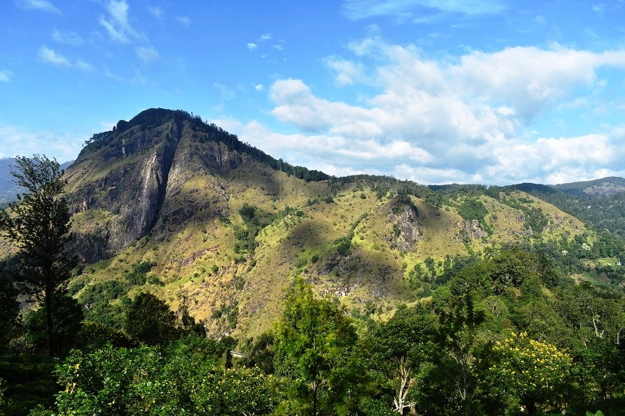 Ella, Sri Lanka - A Pure Natural Beauty Surrounded By Hills Covered With Cloud Forests