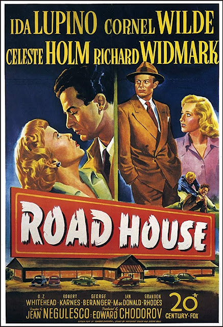 Jean Negulesco ROAD HOUSE 1948 IDA LUPINO