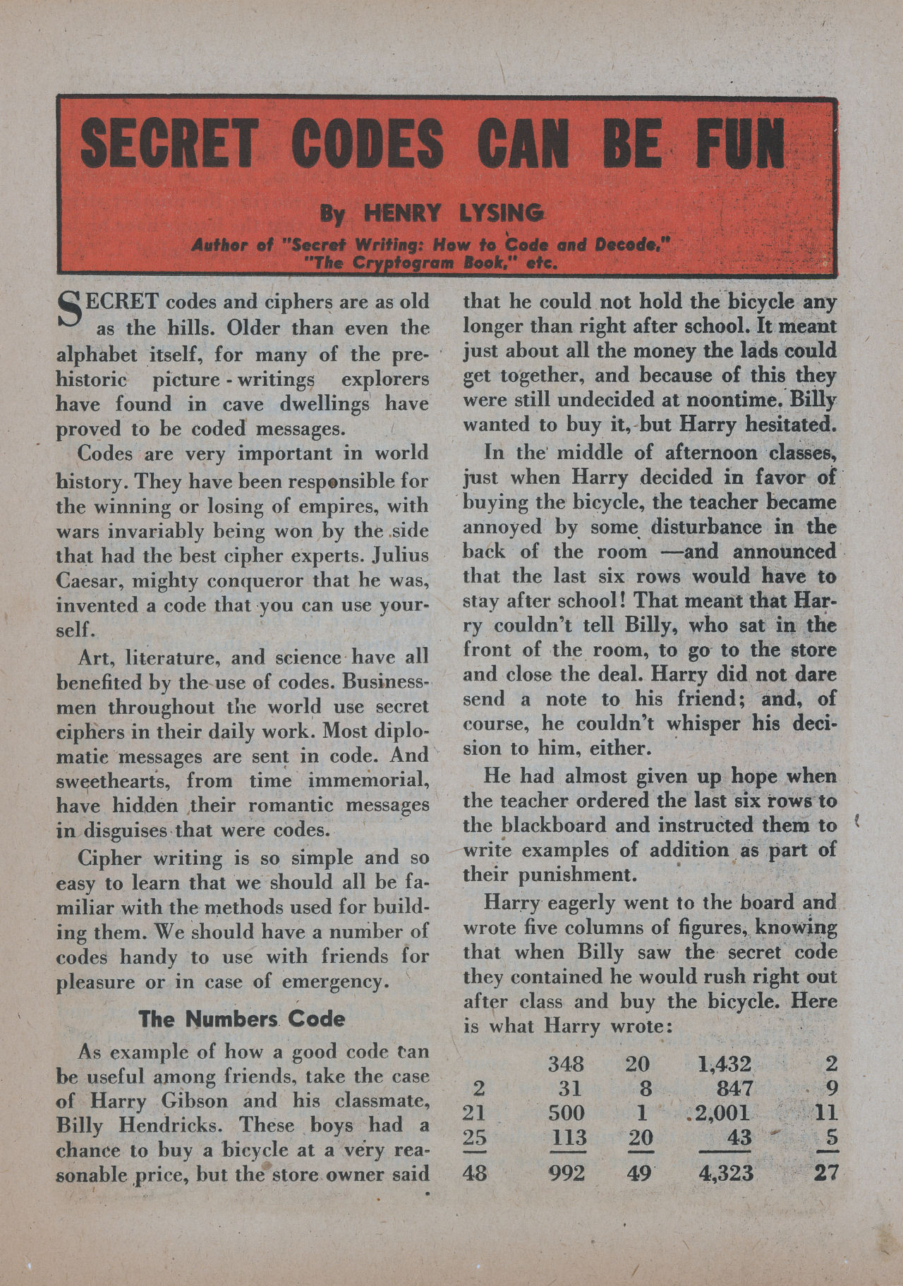Read online Detective Comics (1937) comic -  Issue #137 - 33