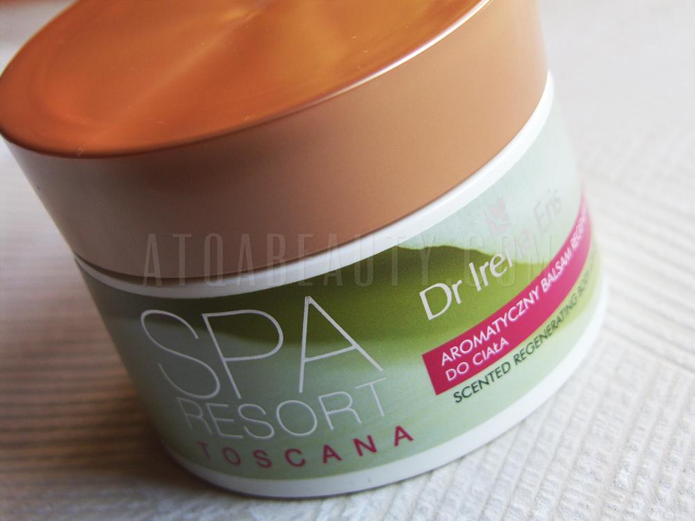 Dr Irena Eris, SPA Resort Toscana, Aromatyczny balsam regenerujący do ciała