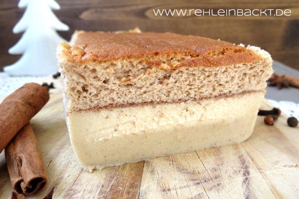 Magischer Lebkuchen | Magic Cake | Foodblog rehlein backt