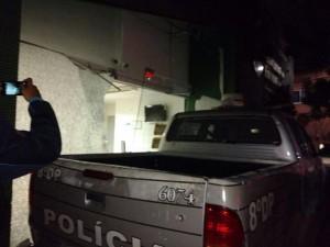 Delegacia do José Walter é atacada em Fortaleza