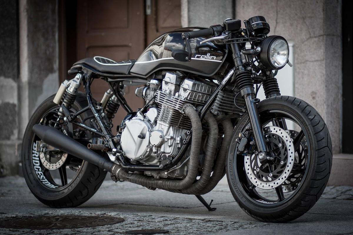 Custom motorcycles japanese