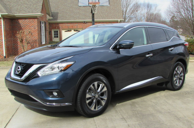 2015 Nissan Murano Review Car And Driver
