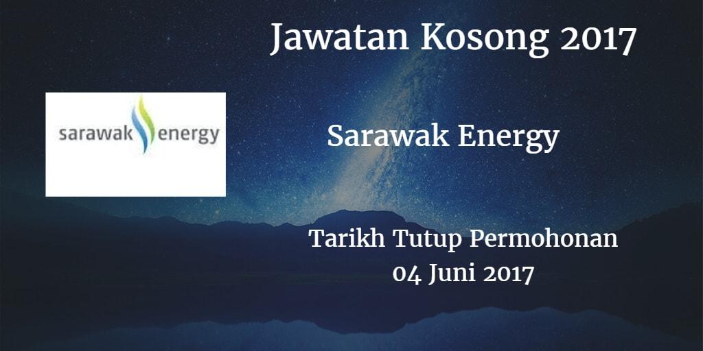 Jawatan Kosong Sarawak Energy 04 Juni 2017