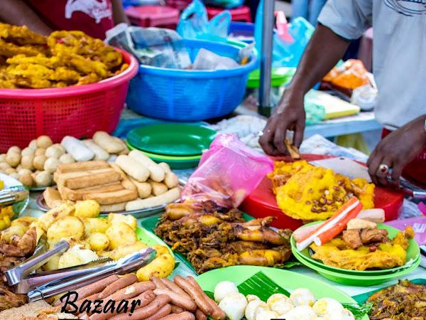Bazaar Ramadan Tun Sardon Penang