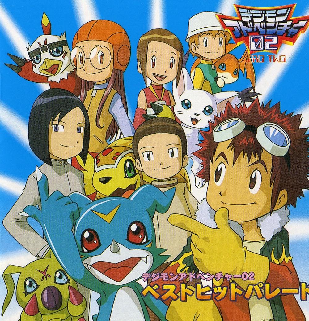 Digimon Adventure 2 Stream