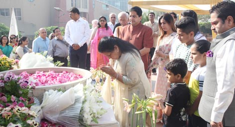 Faridabad celebrated by Sixth Founders-Day
