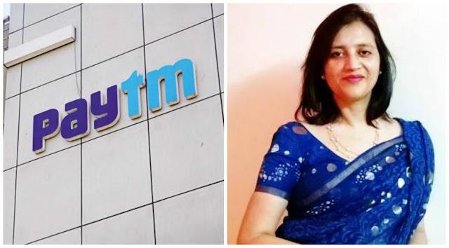 मिथिलाक बेटी शिंजनी बनती paytm बैंक केर CEO, जून म' शुरू होयत पेटीएम पेमेंट बैंक