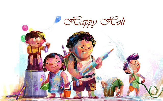 DownloadHappy Holi Full HD Animated Images Festival Pictures Wishes Photos Download