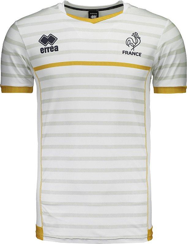 Errea lança as novas camisas da seleção de vôlei da França - Show de ... 6a7a098c04bd2