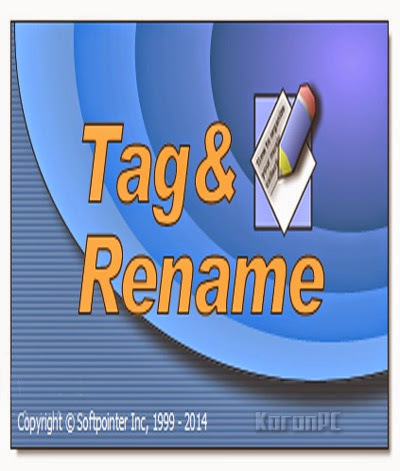 Tag Rename 3.9 Beta 1 + Crack