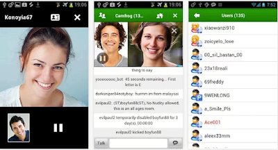 Download Aplikasi Camfrog Pro Video Chat v5.4.5415 Full Version Apk For Android Terbaru 2017