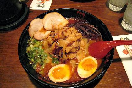 Resep Mie Ramen Ala Jepang