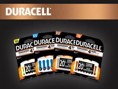 Bzzagent Duracell Hearing Aid Batteries