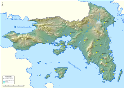 Δείτε σε ποιες περιοχές έχει διακοπεί η κυκλοφορία στην Αττική
