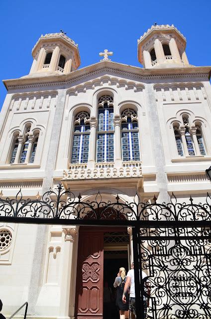 Igreja Ortodoxa de Dubrovnik.
