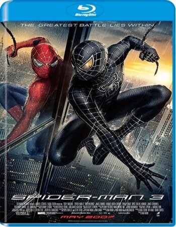 Spider-Man 3 (2007) Dual Audio Hindi 720p BluRay x264 800MB ESubs Movie Download