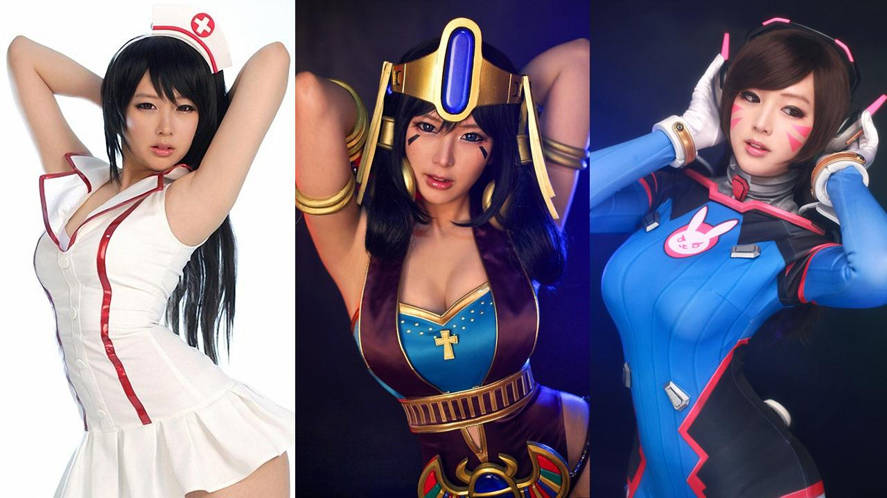 hottest cosplayer