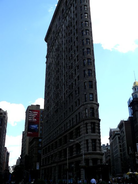 Cuándo ver el flatiron Biulding en Nueva York