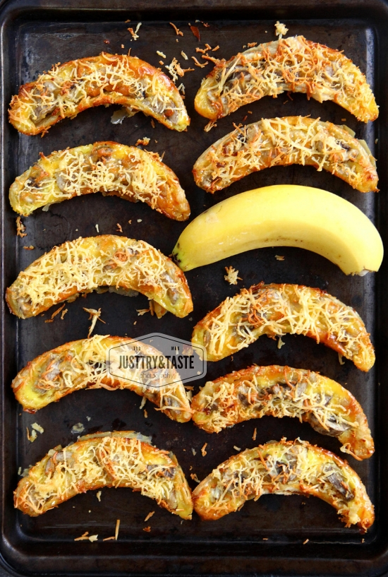 Resep Crispy Banana JTT