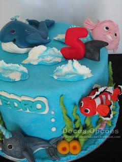 peixes bolos