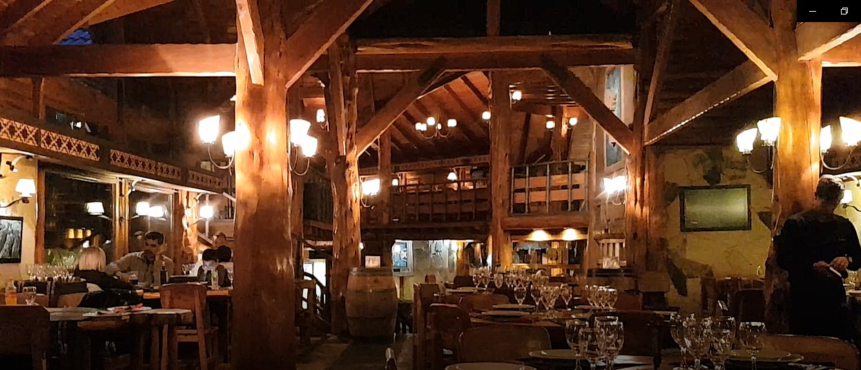 Parrilla Restaurant in Bariloche