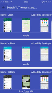 YOWhatsApp v7.30 Latest Version by Yousef Al Basha