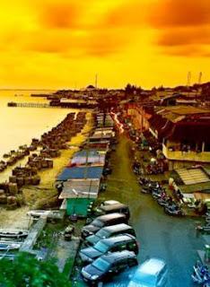 Pra-rancangan Instalasi Pengolahan Air Limbah Domestik Pasar Klandasan Kota Balikpapan | BAB I