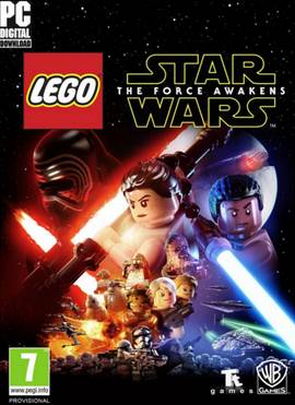 LEGO Star Wars The Force Awakens PC Full Español [MEGA]