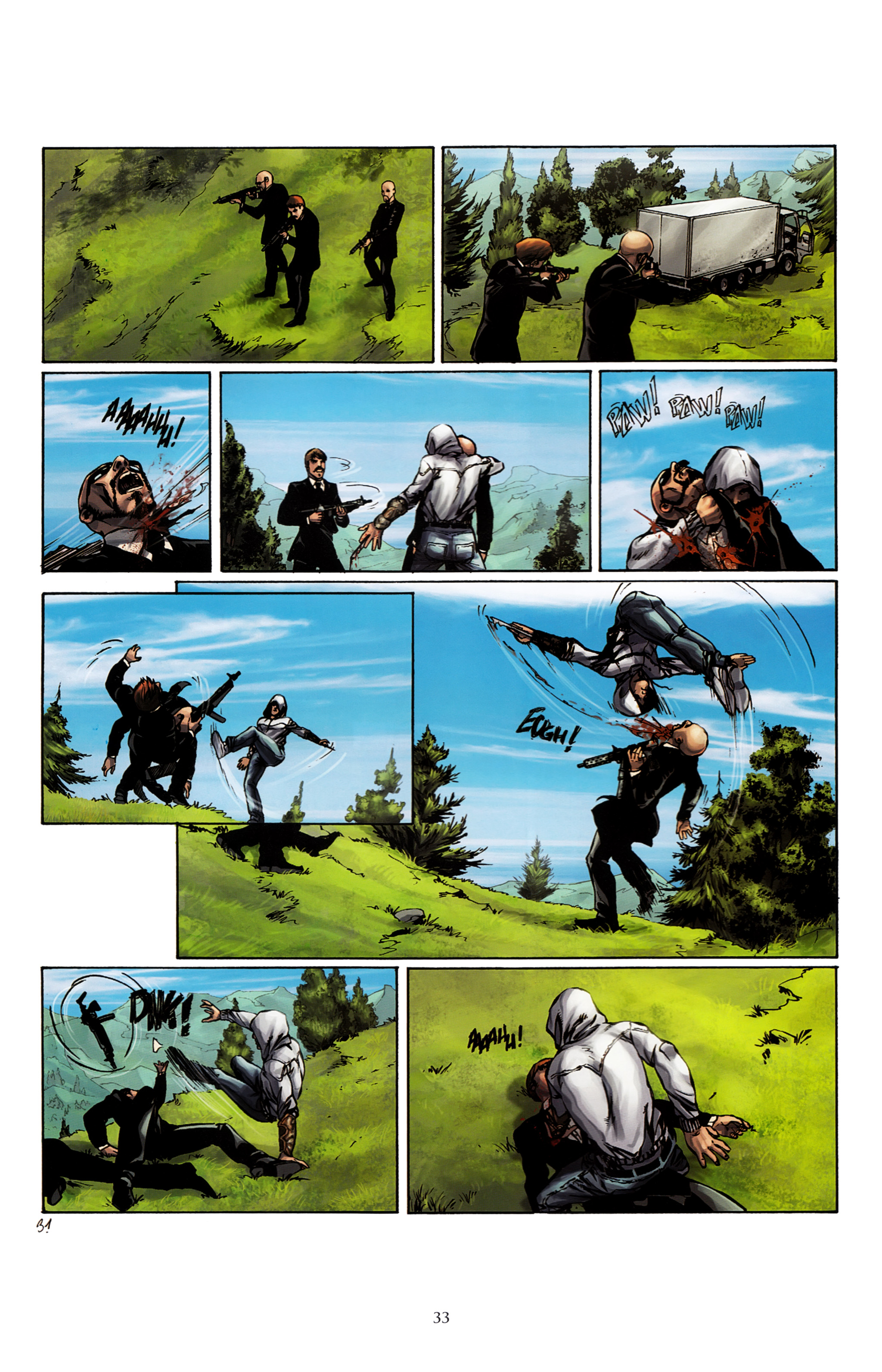 Read online Assassin's Creed (2012) comic -  Issue #2 - 37