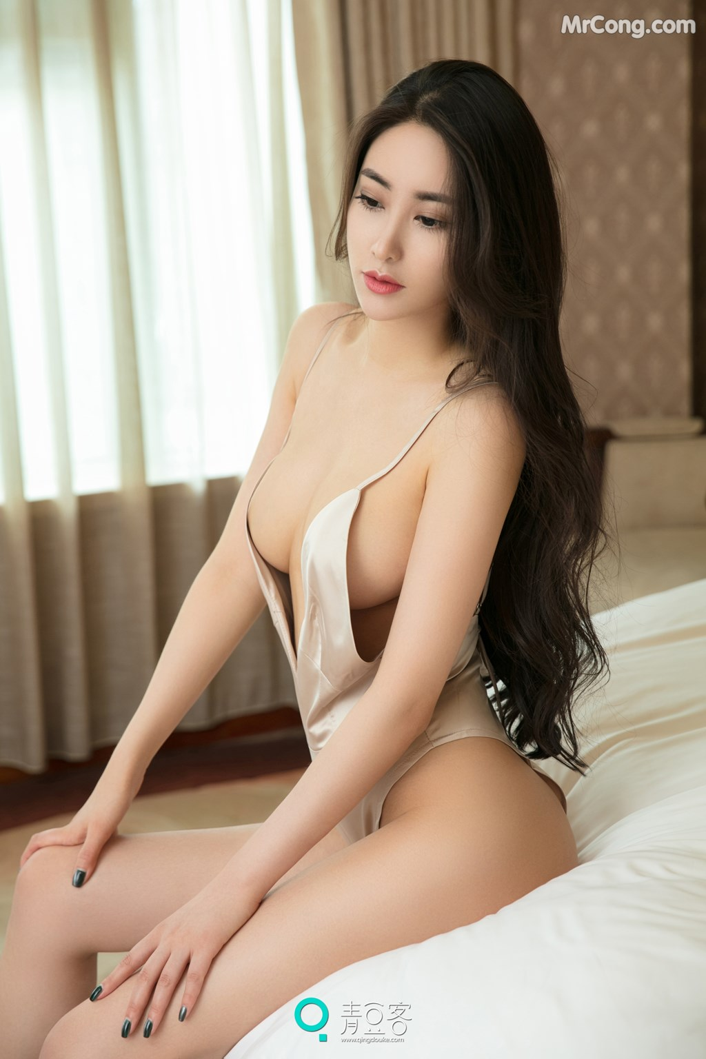 Image QingDouKe-2017-08-03-Mu-Fei-Fei-MrCong.com-029 in post QingDouKe 2017-08-03: Người mẫu Mu Fei Fei (穆菲菲) (53 ảnh)