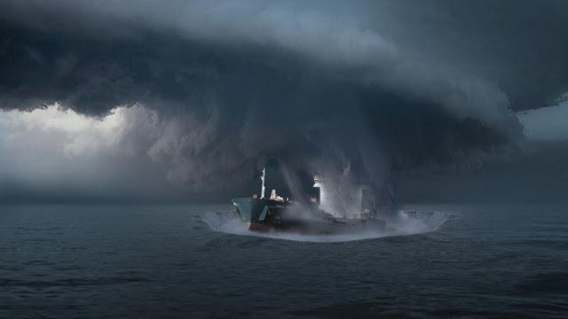 Τι είναι αυτό που εξαφανίζει τα πλοία στο Τρίγωνο των Βερμούδων των βάσει νέας έρευνας