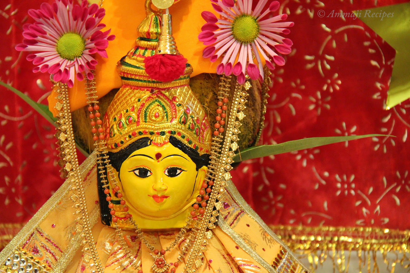 Varalakshmi Pooja Decoration Pictures