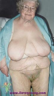 Pretty Bbw Granny