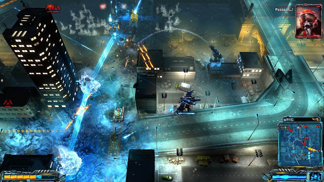 X-Morph Defense European Assault PC Full imagenes