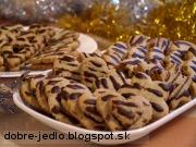 Orieškové koláčiky - recept