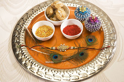raksha-bandhan-thali-decoration-ideas